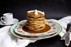 hot cross pancakes by joy the baker, via Flickr