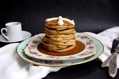 hot cross pancakes