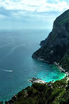 Capri, Italy...