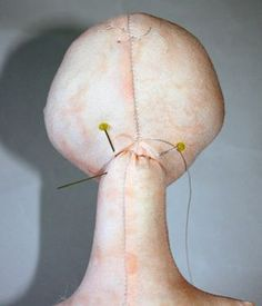 Doll Head Attachment by Patti Medaris