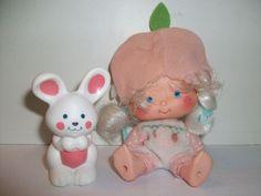 Apricot and Hopsalot (Strawberry Shortcake Friends)