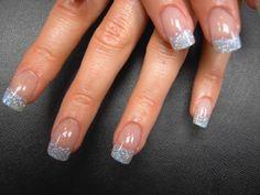 nail tips, wedding nails, nail art designs, new nails, nail arts, glitter nails, french tips, nail ideas, acrylic nail designs