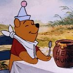 """Winnie the Pooh from """"Winnie the Pooh"""""""