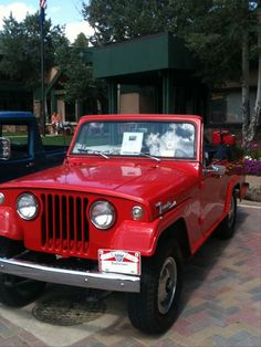 1969 Jeepster Commando - Photo submitted by John H. Mastico.