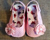 Cute baby bootie patterns
