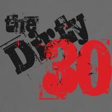 Thinking of theme ideas..... Dirty Thirty for a 30th birthday!