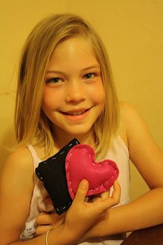 Learns To Sew (Kids Sewing Project)