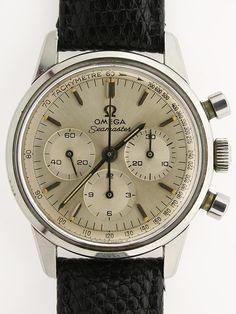 1964 Omega Seamaster chronograph