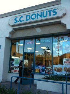 SC Donuts | San Clemente CA, Yelp Best Old Fashioned Glazed Blueberry doughnuts!! Yummy!