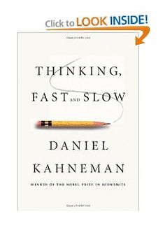 #15 on Amazon. Thinking, Fast and Slow. GET IT: http://amzn.to/wQsEHH #books