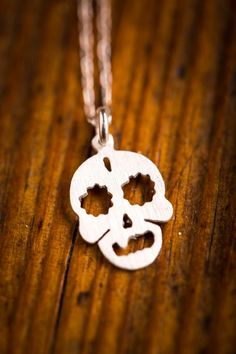 New! Sugar Skull Southern Charm #Necklace on BourbonandBoots.com