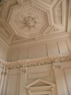 Raynham Hall--The Ma