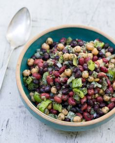 Dilled Bean Salad