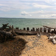 Whitefish Point, Lake Superior, Upper Peninsula, Michigan