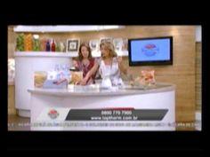 RETROSPECTIVA TVTOPTHERM -- LEITE CONDENSADO DIET -- 21/06/13 - YouTube