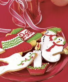 Gingerbread Cookies  #christmas #holiday #cookies