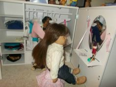 Organize Your American Girl Stuff – Day 2 Clothing american girl