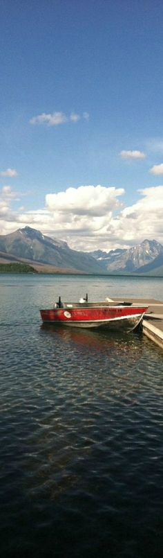 53d2aaf6aaa722f20dc6d1148369ffdf.jpg Take a boat around Lake McDonald, Glacier National Park, Montana via www.pinterest.com