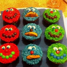 Cute and easy cupcakes for kids!