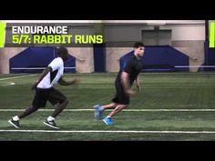 The Program Hockey Training: Forwards Endurance Drills