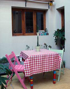 patio mantel