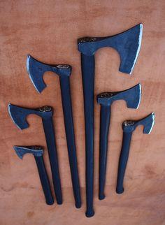 januarys axes by Owen Bush, via Flickr