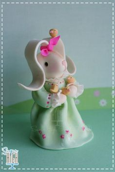 Easter bunny love by Sugar High, love it!!!