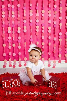 Valentine photography idea