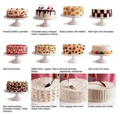 Simple cake decorating techniques to WOW your guests!