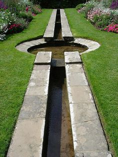 The Water Gardener / repinned on toby designs