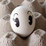 easter egg eye