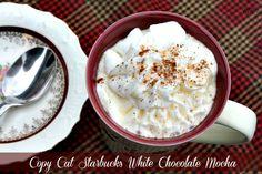 Mommy's Kitchen: Copy Cat Starbuck's White Chocolate Mocha