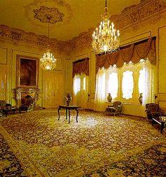 Golestan Palace, Ira