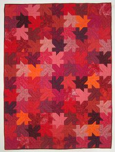 Autumn Leaves, tessellated
