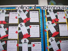 Persuasive writing - application to be an astronaut