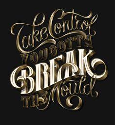 Typeverything.com - Take Control by Luke Ritchie.