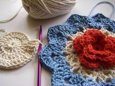 irish rose, crochet rose, rose pothold, roses, potholders, rose pattern