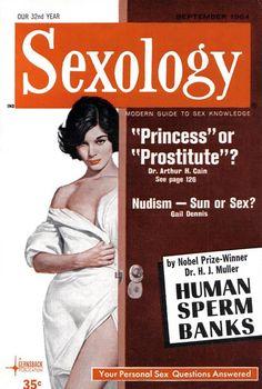 Sexology, September 1964