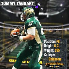 Tommy Taggart- FB