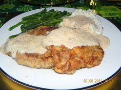 Bonnie Dare's ---- Chicken Fried Steak -- The Best!