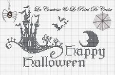 Free Halloween Cross Stitch Patterns | Cross Stitch Halloween