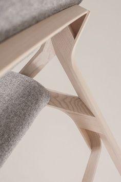 Wood, felt #Details