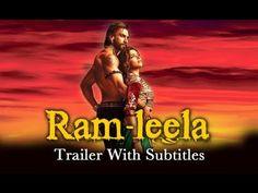 Goliyon Ki Raasleela Ram-leela - Theatrical Trailer with English Subtitles - YouTube