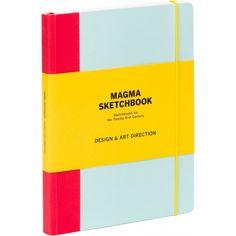 Design & Art Direction Sketchbook | Magma