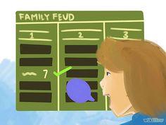 famili reunion, feud game, famili feud