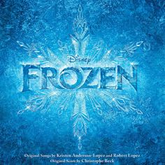 Have you listened to the Frozen soundtrack yet?