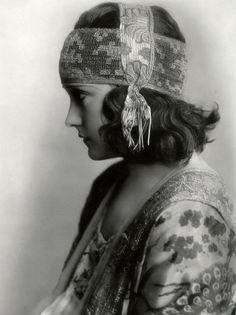 "Gloria Swanson, ""Danger Girl"", circa 1916"