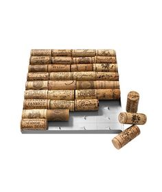 Bakus Trivet - An easy way to turn your wine corks into a trivet.