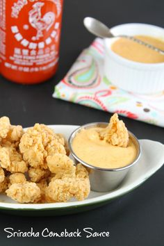 Sriracha Comeback Sauce from Miss in the Kitchen