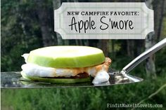 Apple S'mores